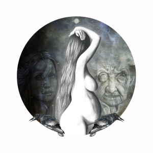Maiden, Mother, Crone by Joanna Beck