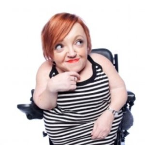 The Wonderful Stella Young (from her Twitter profile)